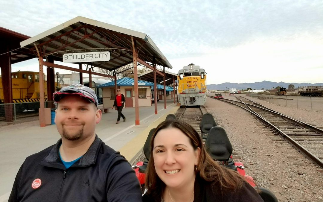 Boulder City, NV- The Town That Built Hoover Dam, Is Now A Small Town Destination