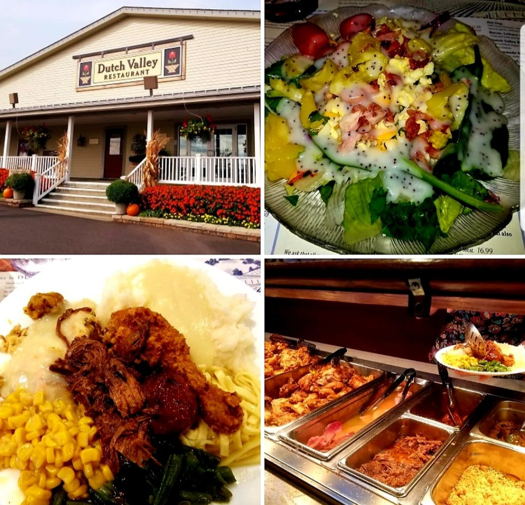 Dutch Valley Restaurant's Amish Home Cooking Buffet- My Town Today
