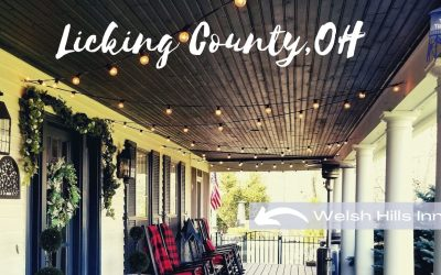 Your Retreats are Waiting in the Charming Small Towns of Licking County, OH!