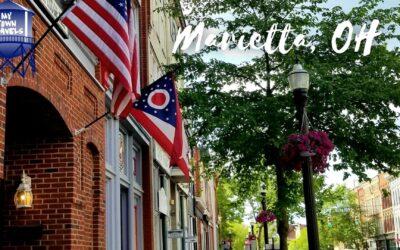 Marietta, Ohio's First Small Town