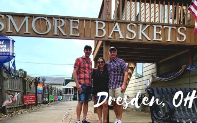 Dresden, OH – Small Town Built By One Man's Dream Is Now a Village for Visitors